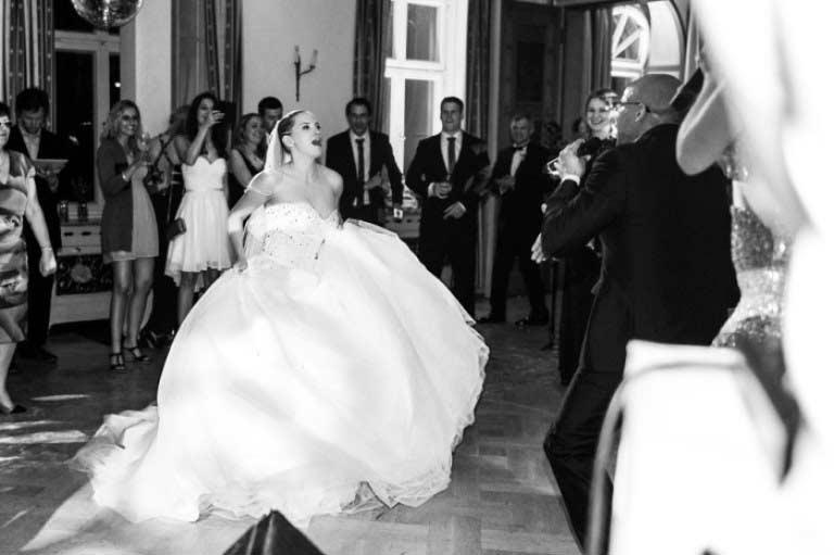 Hochzeitsfotograf – Hochzeit Schloss Höhenried