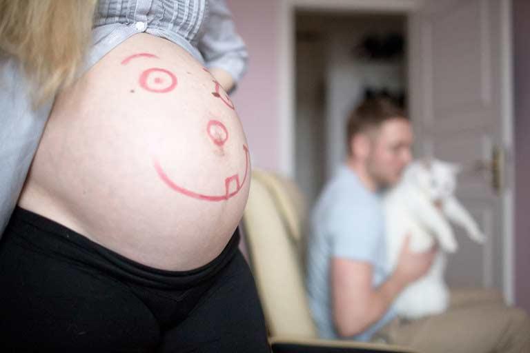 Babybauchfotos – Babybauch Fotograf Charlottenburg