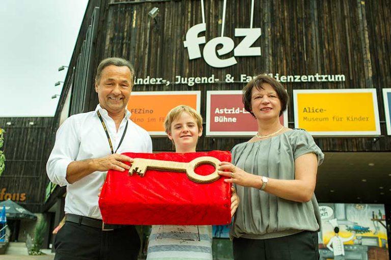 FEZitty – Eröffnung der Stadt für Kinder