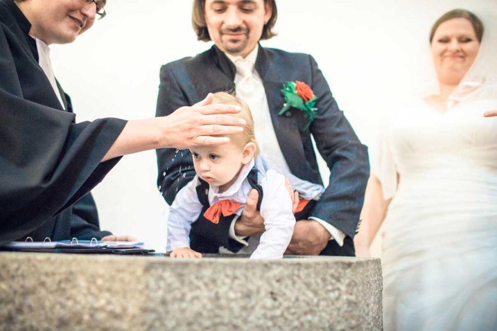 Taufe und Hochzeit – Charline, Stephan und Mika Gabriel